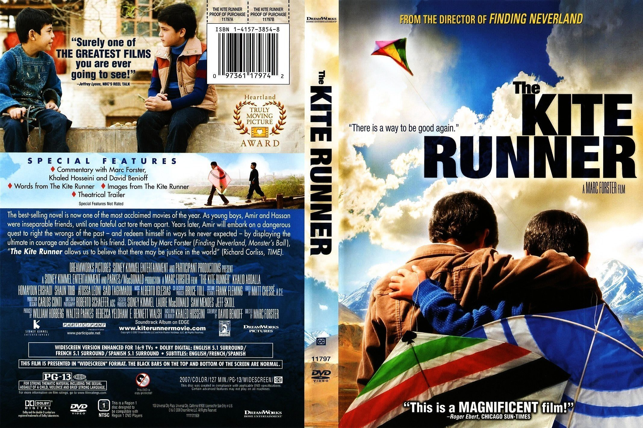 the quest for atonement in the kite runner a novel by khaled hosseini The kite runner and atonement analysis english literature essay these books are the kite runner and atonement in the novel atonement.