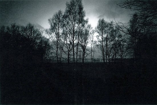 dvd cover Agalloch -The Silence Of Forgotten Landscapes (2009)