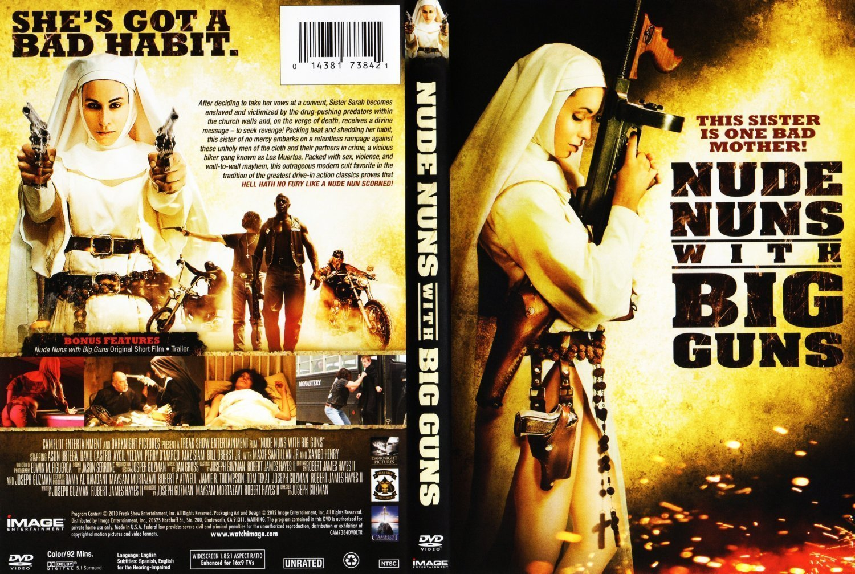 Filmsnude nuns with big guns fucking movies