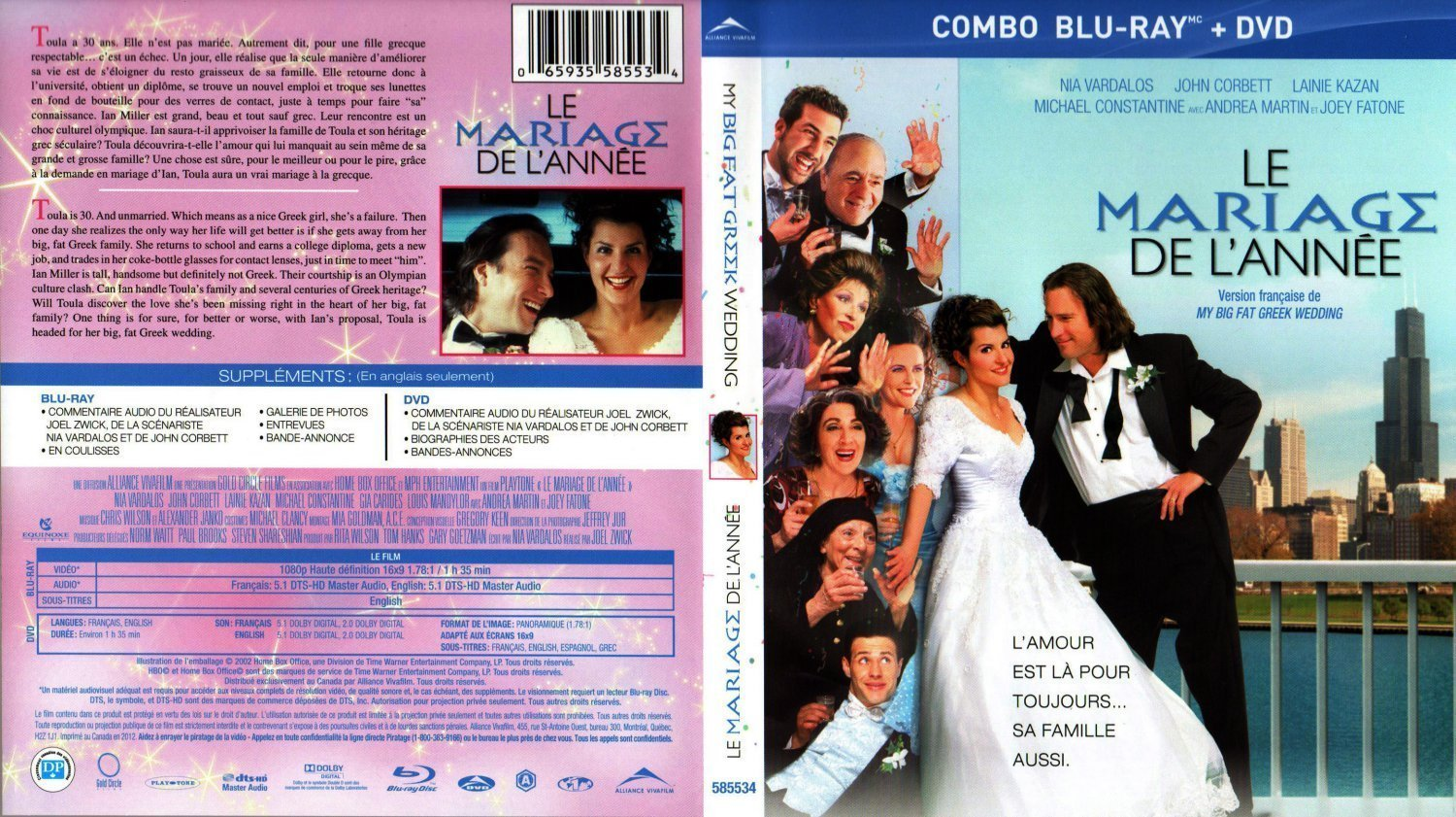 essays on my big fat greek wedding