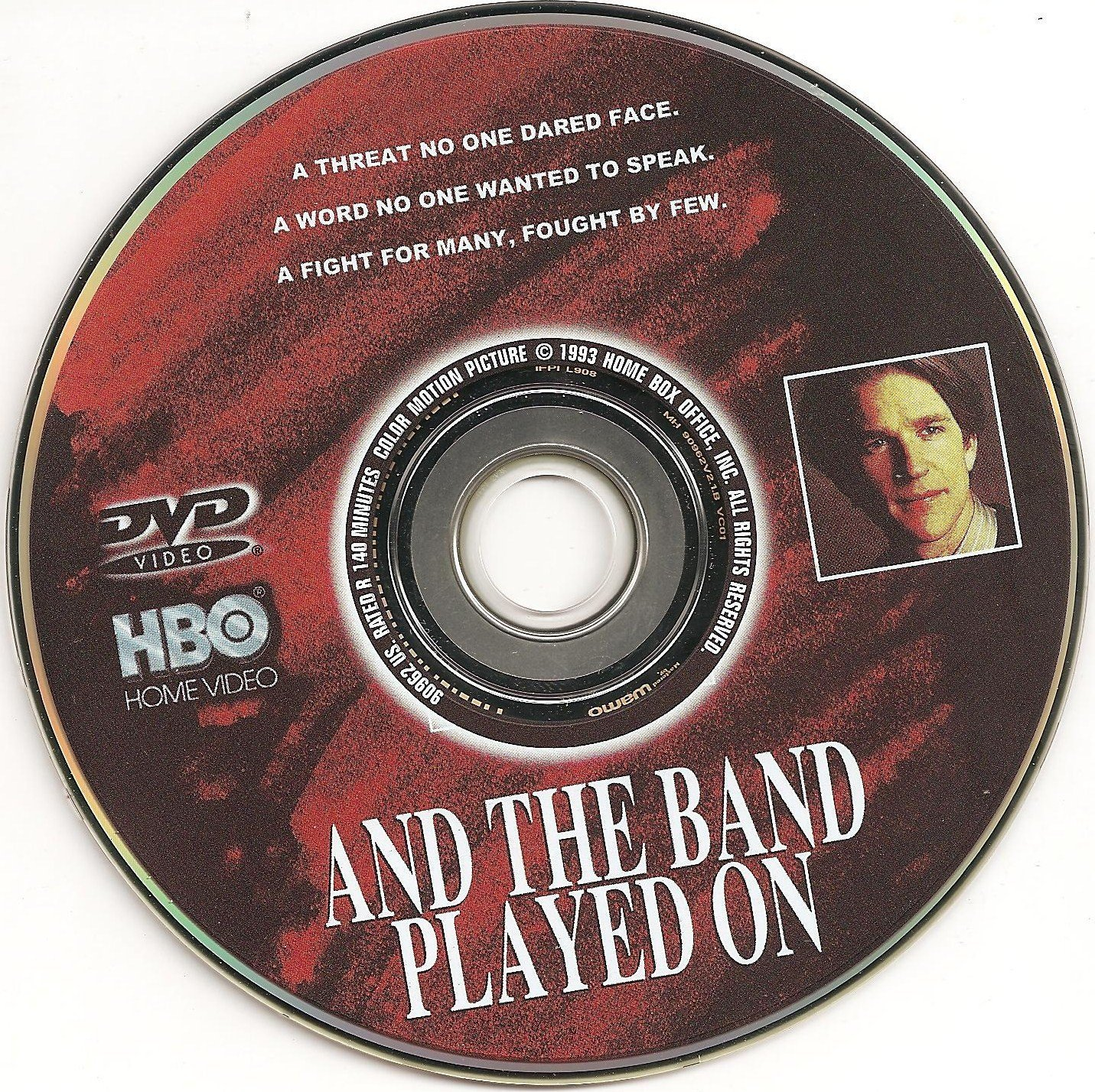 and the band played on - HD 1431×1428