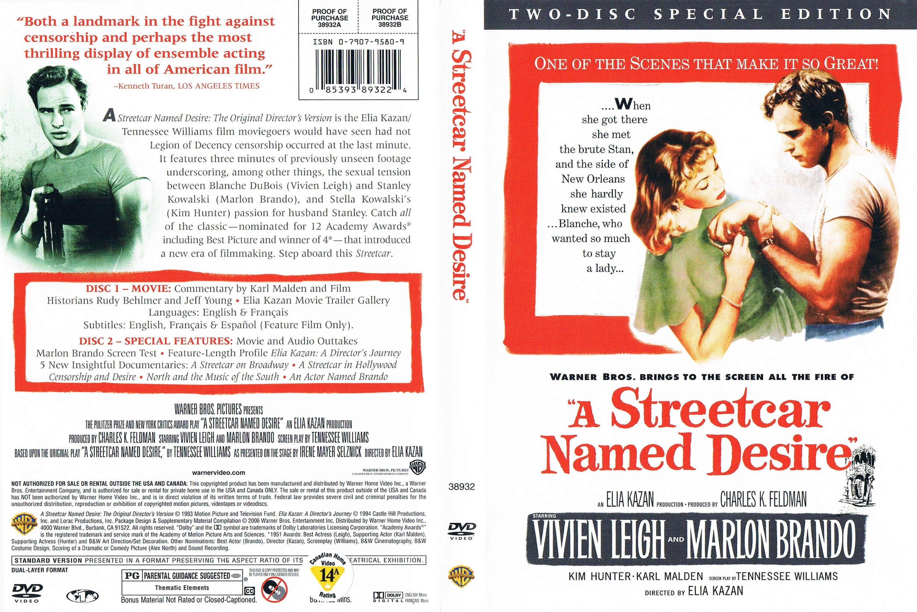 in a street car named desire essay By renée ruggeri a streetcar named desire is arguably tennessee williams' most famous work because the play has some of literature's most iconic characters.