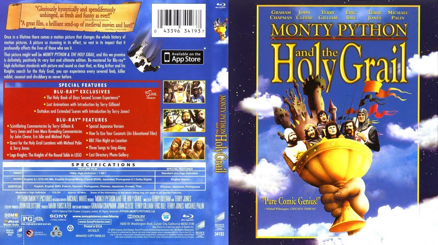 an analysis of humor in monty python and the holy grail a film by terry jones and terry gilliam