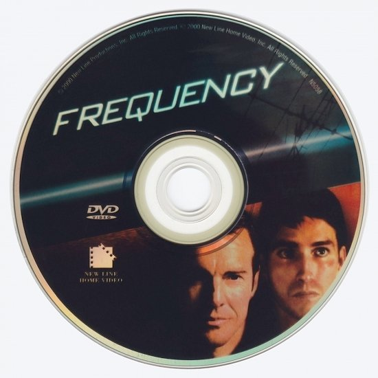 dvd cover Frequency (2000) WS R1