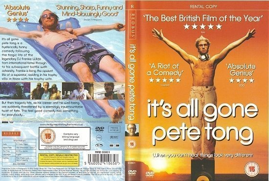 dvd cover It's All Gone Pete Tong (2005) R2
