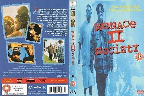 menace to society blue ray