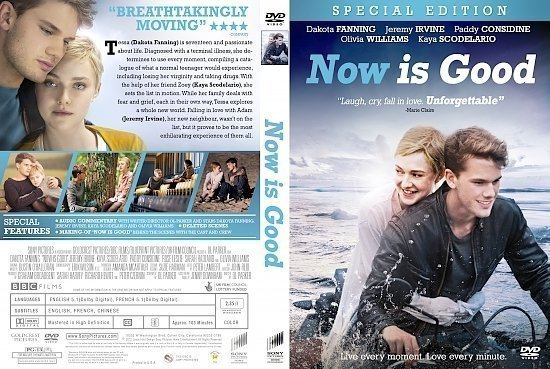 dvd cover Now Is Good SE R1