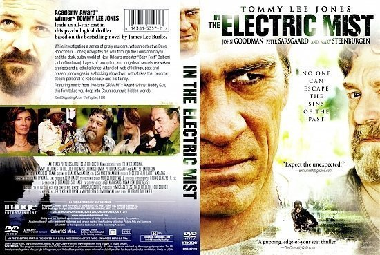 dvd cover In the Electric Mist (2009) WS R1