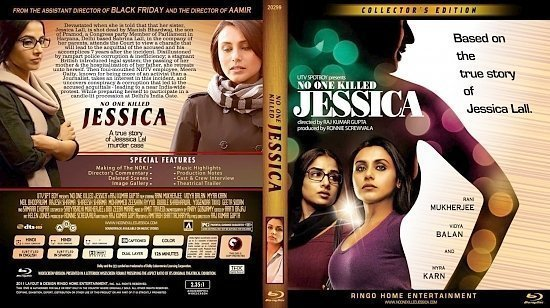 dvd cover Copy of No One Killed Jessica Blu Ray 2012a