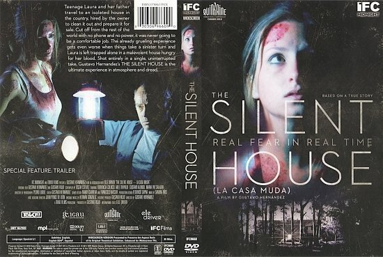 dvd cover The Silent House (2010) WS R1