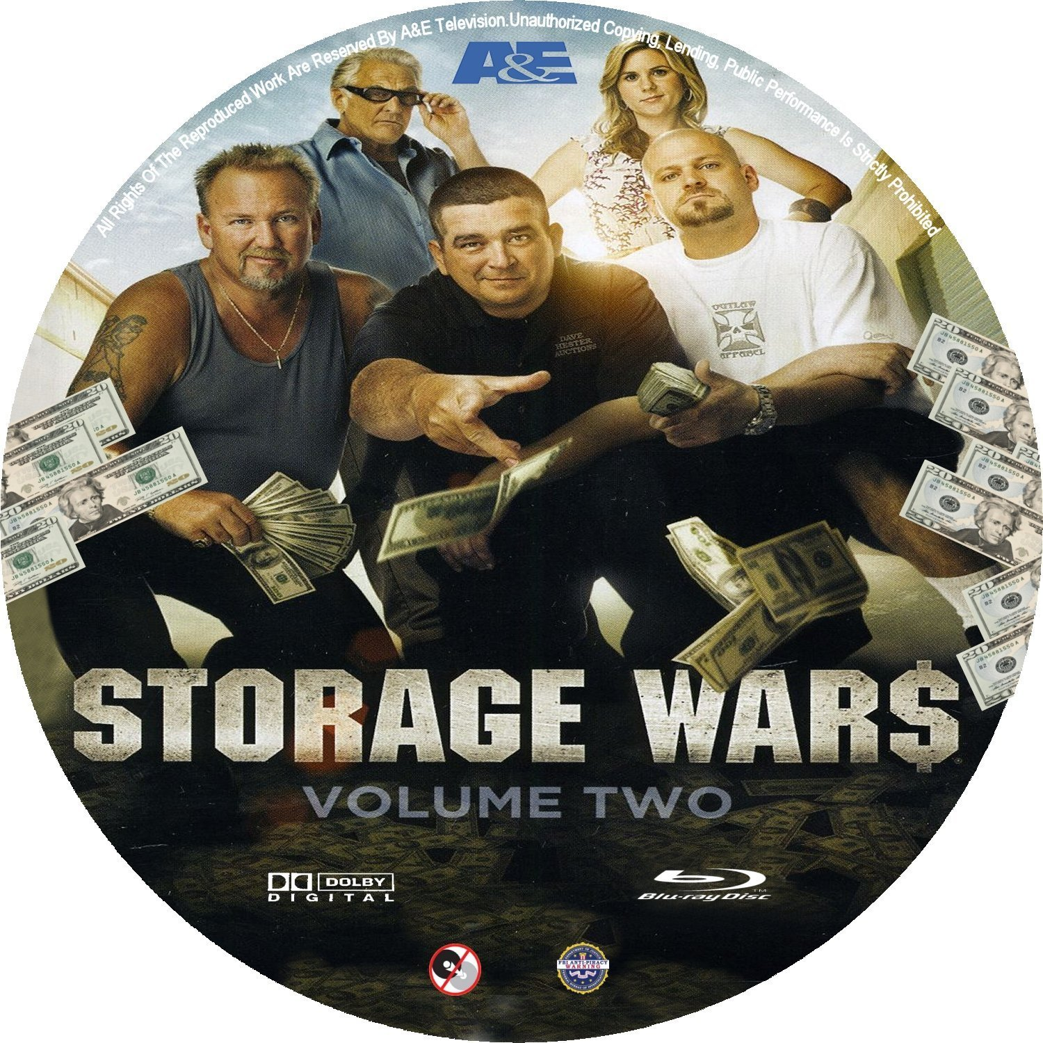 dvd cover Storage Wars Seasons 1-2-3 Custom dvd/blu-  sc 1 st  Dvd Covers and Labels : storage wars dvd  - Aquiesqueretaro.Com