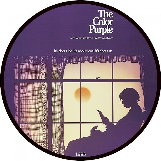 dvd cover The Color Purple (1985) WS R1