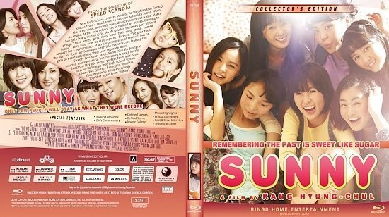 dvd cover Copy of Sunny Blu Ray 2012a