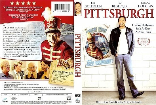 dvd cover Pittsburgh (2006) WS R1