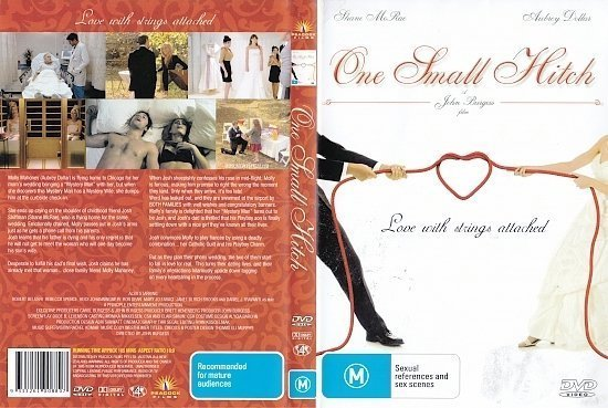 dvd cover One Small Hitch R4