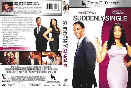 dvd cover Suddenly Single
