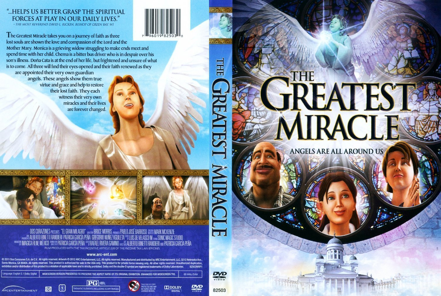 lifes greatest miracle [img] life's greatest miracle studio: pbs/warner brothers year: 2002 rated: nr film length: 60 aspect ratio: full frame.