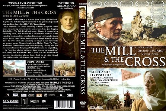dvd cover The Mill and the Cross (2011)