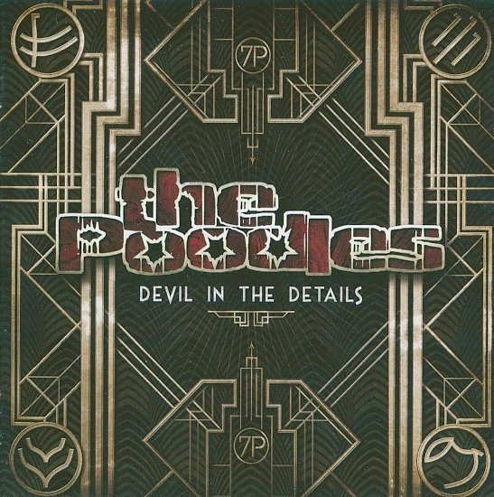dvd cover The Poodles - Devil In The Details