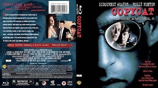 dvd cover Copycat