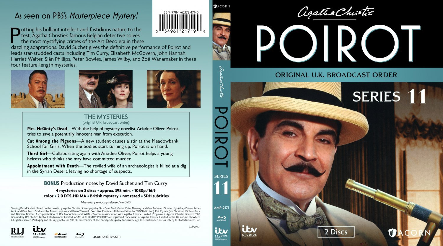a comparison of agatha christies poirot and a cornish mystery