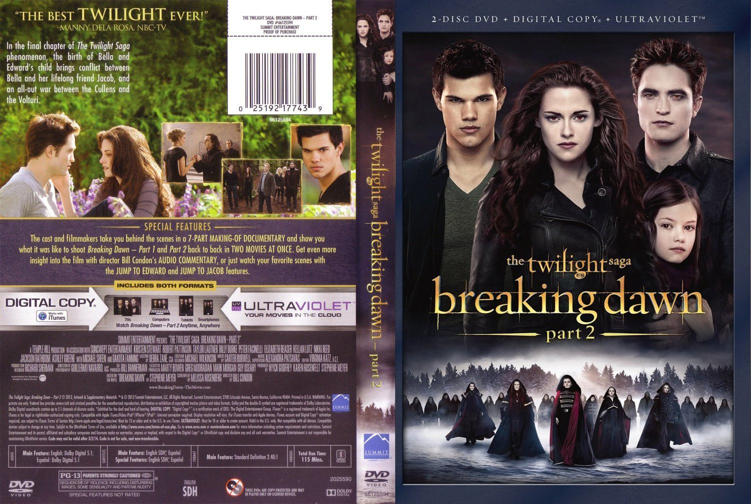breaking dawn between the book and movies essay