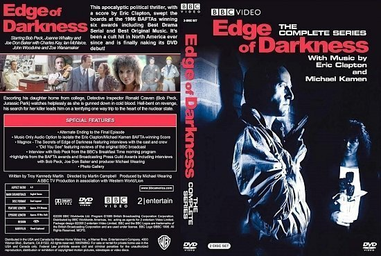 dvd cover Edge of Darkness