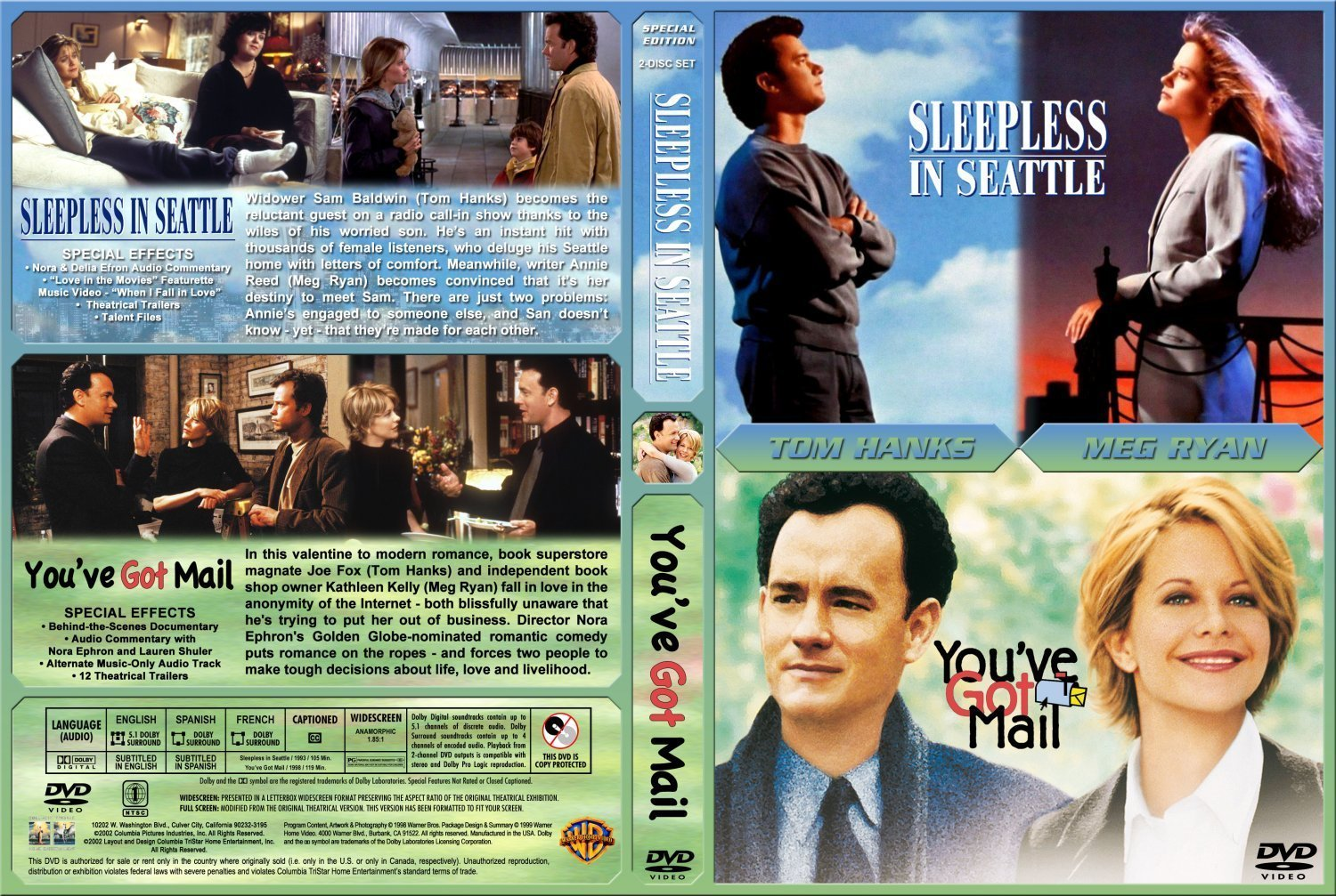 an analysis of the use of communication technology in the movie youve got mail directed by nora ephr