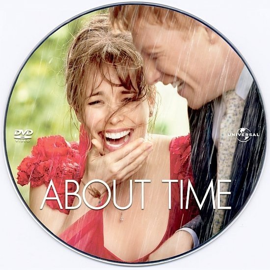 dvd cover About Time Custom CD Cover