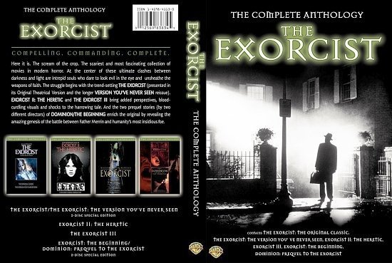 sound in the exorcist essay The exorcist received a 11 minutes of footage trimmed from the film's original release and digitally enhanced chris newman's oscar-winning sound work.