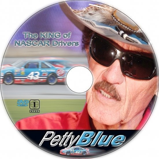 dvd cover Petty Blue (2010) R1 Custom CD Cover