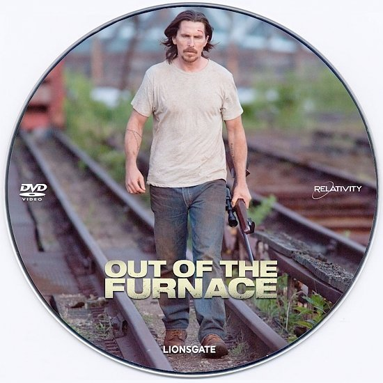 dvd cover Out Of The Furnace Custom CD Cover