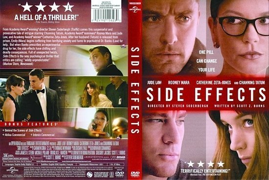 dvd cover Side Effects