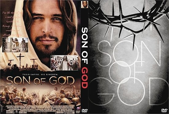 dvd cover Son of GOD