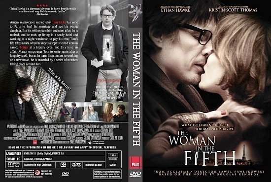 dvd cover The Woman In The Fifth