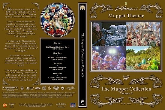 dvd cover TMC 3
