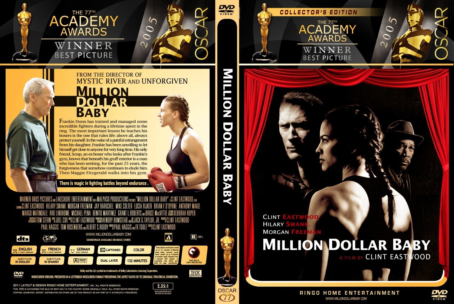 Million dollar babies the movie