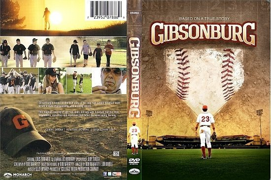 dvd cover Gibsonburg R1