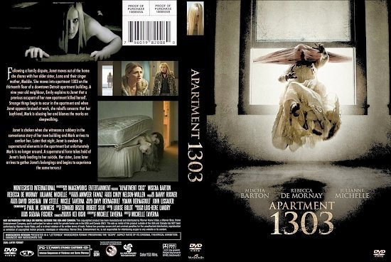 dvd cover Apartment 1303