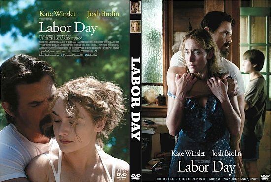 dvd cover Labor Day