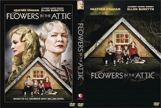dvd cover Flowers in the Attic