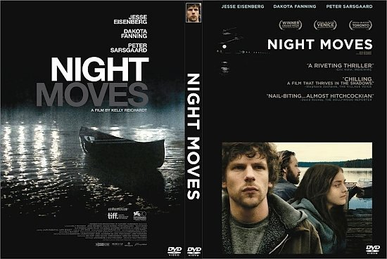dvd cover Night Moves