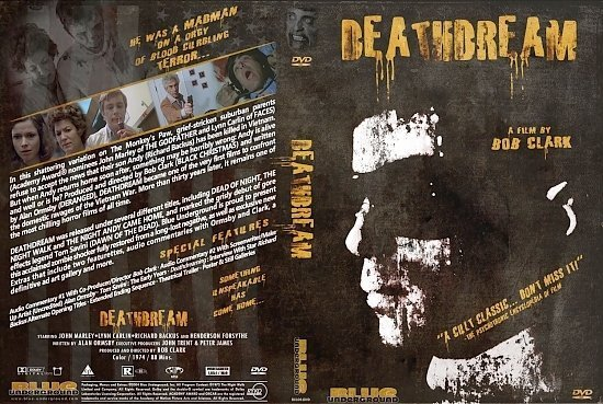 dvd cover Deathdream