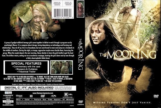 dvd cover The Mooring