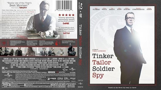 dvd cover Tinker Tailor Soldier Spy1
