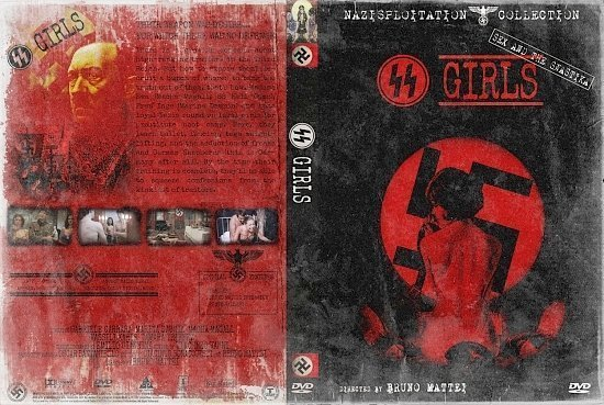 dvd cover SS Girls