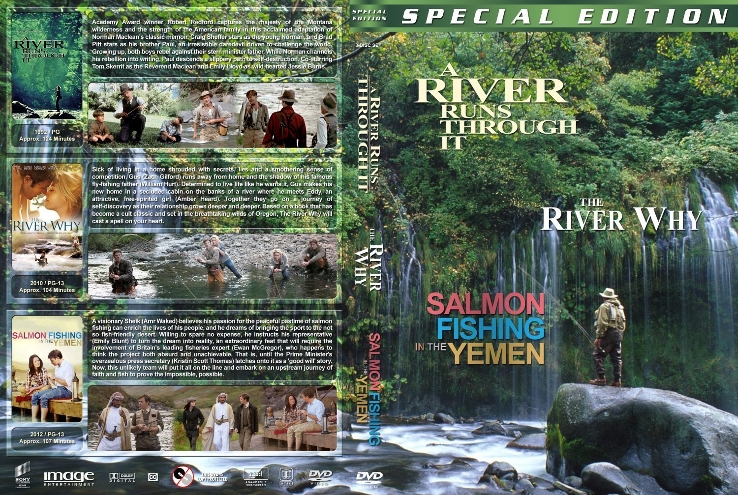 comparing the movie and book version of a river runs through it A river runs through it directed by robert redford screenplay by richard friedenberg, based on the story by norman maclean director of photography, philippe rousselot edited by lynzee klingman and robert estrin music by mark isham production designer, jon hutman produced by mr redford, patrick markey, annick.