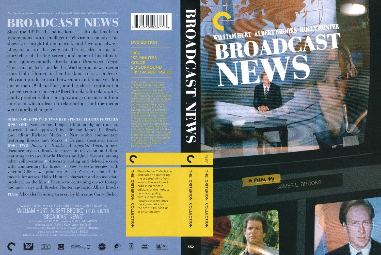 essay on television broadcast news