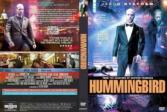 dvd cover Hummingbird