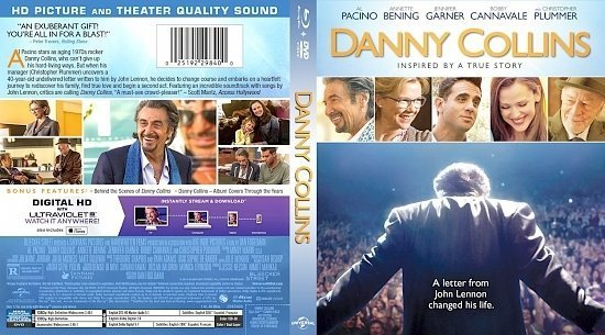 dvd cover danny collins br